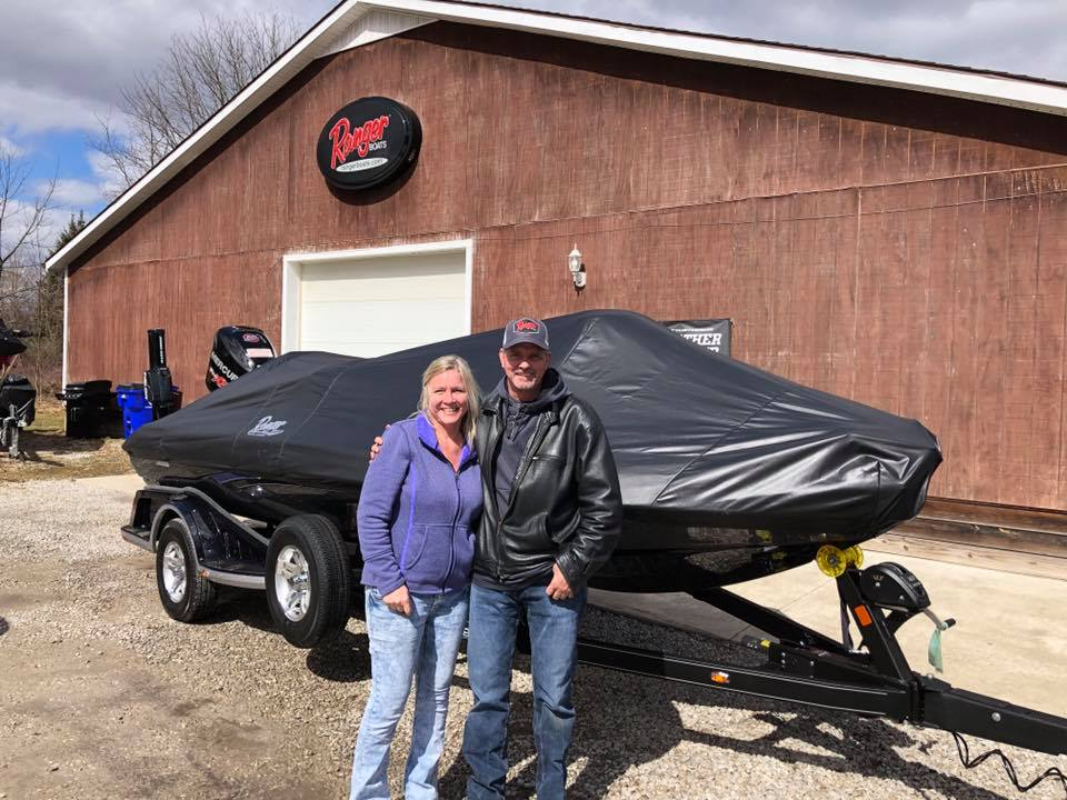 Barry & Tammy ~ 2019 Ranger 518