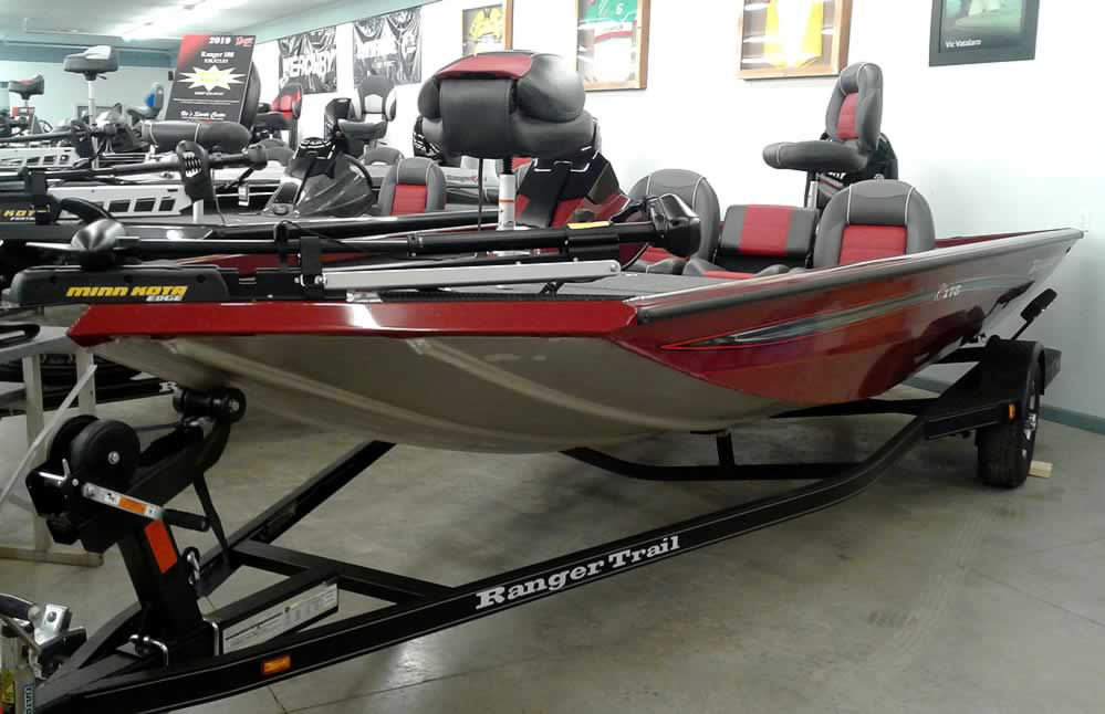 2019 Ranger RT178 - Mercury 60 Four Stroke