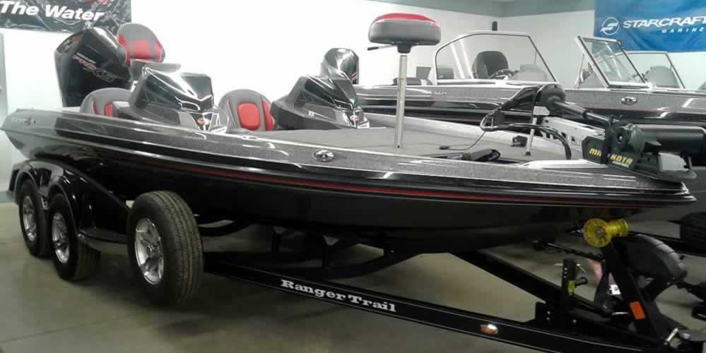 2019 Ranger Z519 SC - Mercury 225 Pro XS Four Stroke