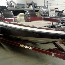 1998 ProCraft 200 Bass - Mercury 150 2.5L XRi