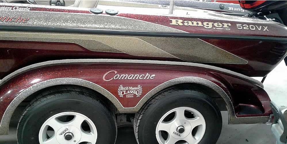 2000 Ranger 520VX Comanche - Mercury 225 Optimax