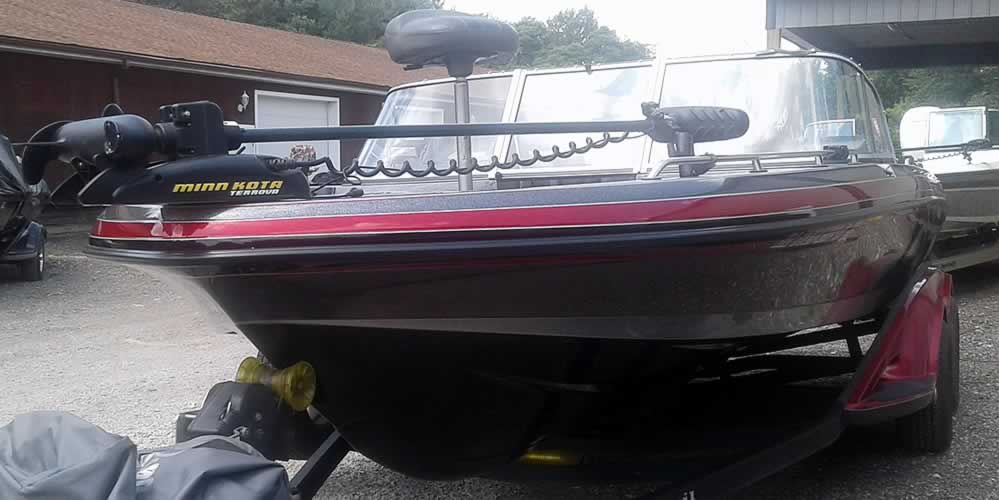 Pre-Owned Boat Inventory | Used FISHIng Boats | Vic's Sports Center