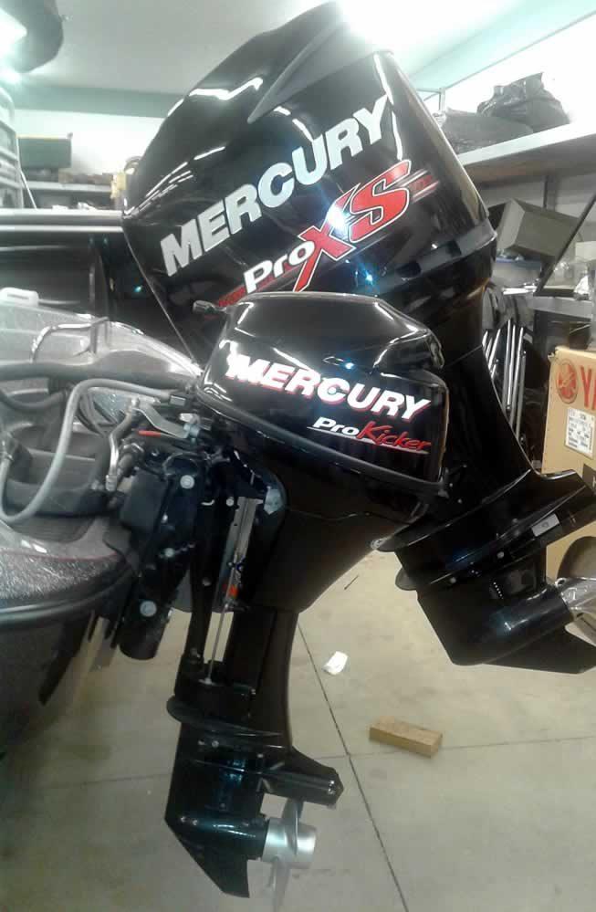 2013 Ranger 620VS - Mercury 250 Pro XS - 9.9 Pro Kicker