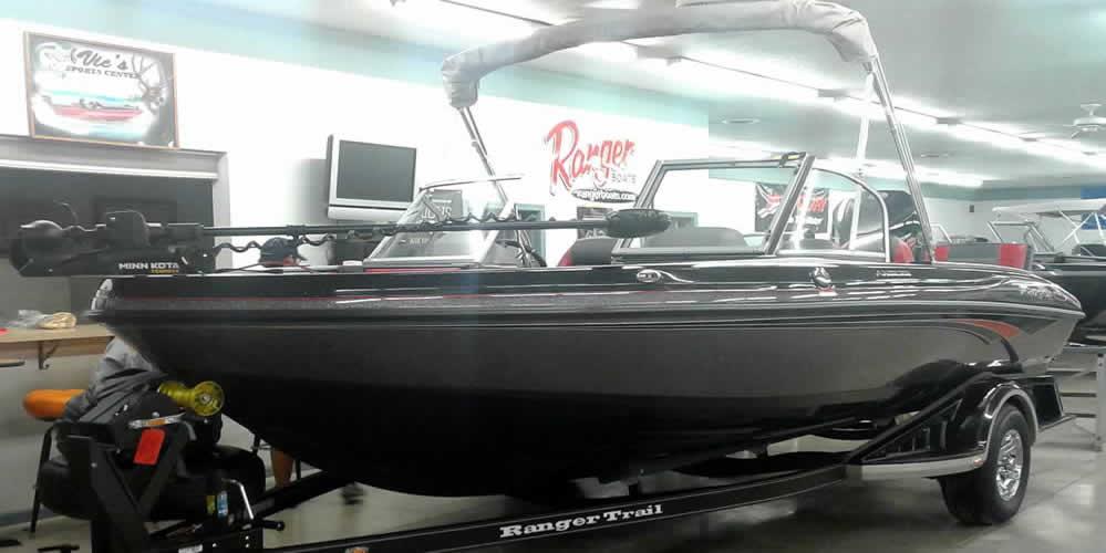 2020 Ranger 1880MS Angler - Mercury 200 Pro Four Stroke