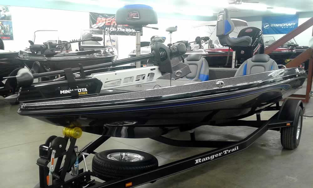 2020 Ranger Z175 SC - Mercury 115 Pro Four Stroke