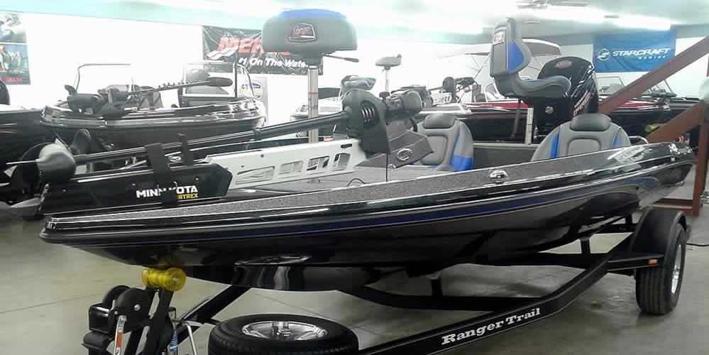 2020 Ranger Z175 SC – Mercury 115 Pro Four Stroke