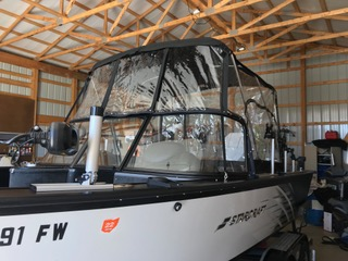 Starcraft STX 2050 - Mercury 225 Four Stroke