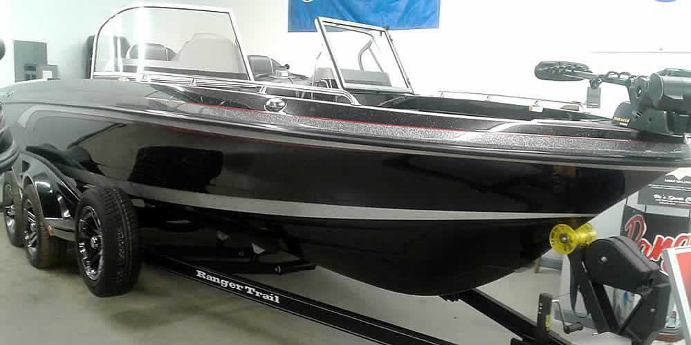 2019 Ranger 621FS Fisherman - Mercury 250 Verado Four Stroke