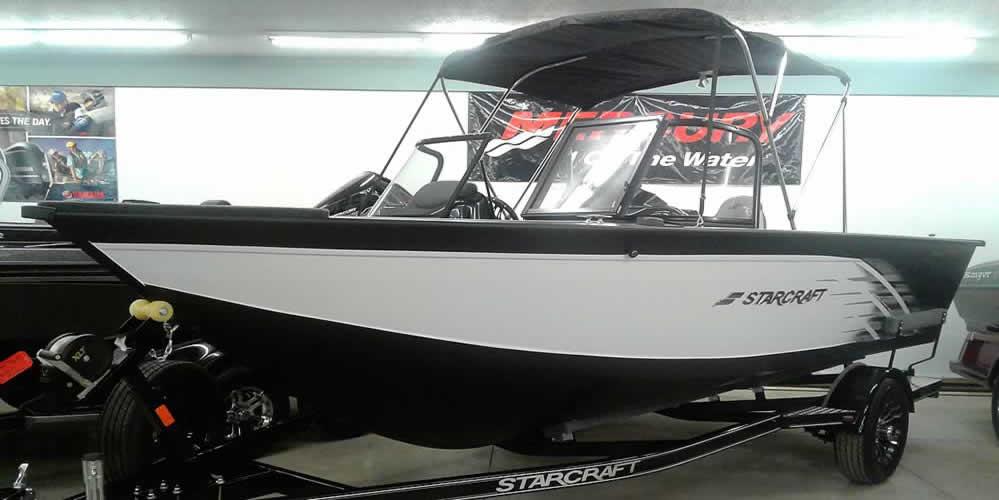 2019 Starcraft 186 Super Fisherman