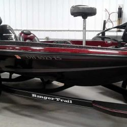 2010 Ranger Z518 SC - Mercury 200 Pro XS