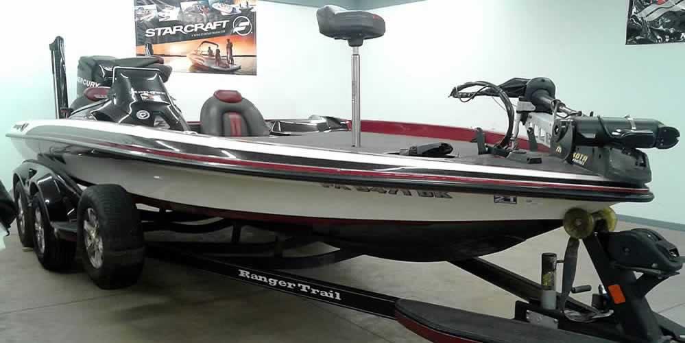 2012 Ranger Z520 SC - Mercury 250 Pro XS