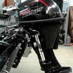 2017 Crestliner PT20 SC - Mercury 9.9 Pro Kicker
