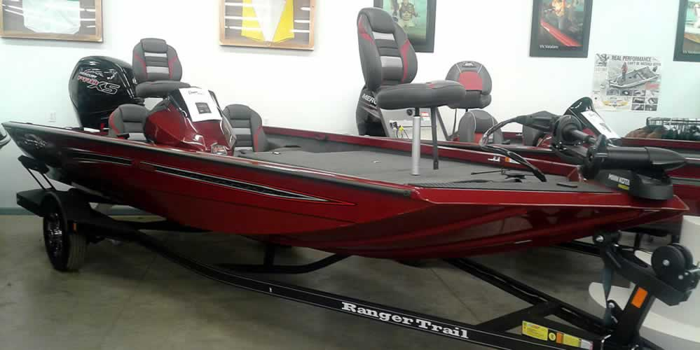 2019 Ranger RT188 - Mercury 115 XS Four Stroke