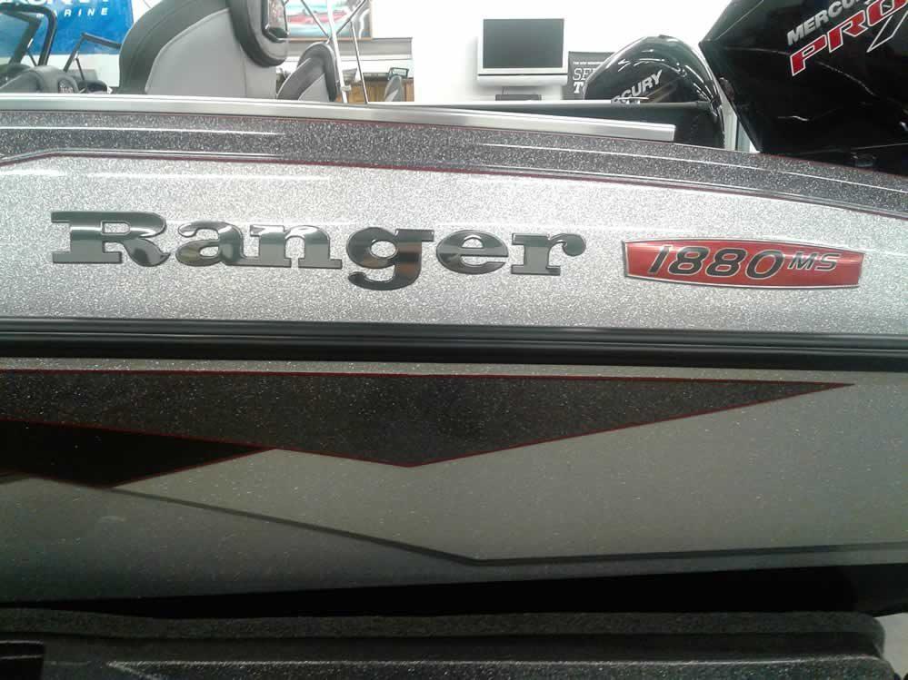 2020 Ranger 1880MS Angler - Mercury 200 XS Four Stroke