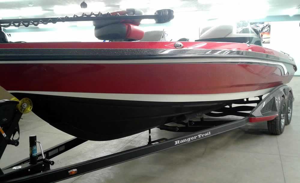 2020 Ranger 622FS Pro Fisherman