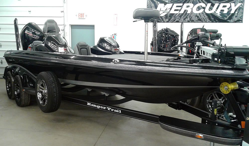 2020 Ranger Z521c DC Blackout - Mercury 250 XS Four Stroke