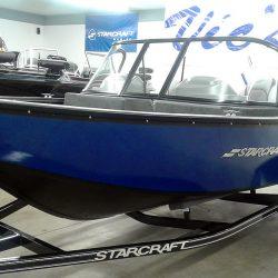 2020 Starcraft Stealth 166 WT - Yamaha PreRig