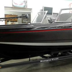 2020 Ranger 622FS Fisherman - Mercury 400 Verado + 15 Kicker