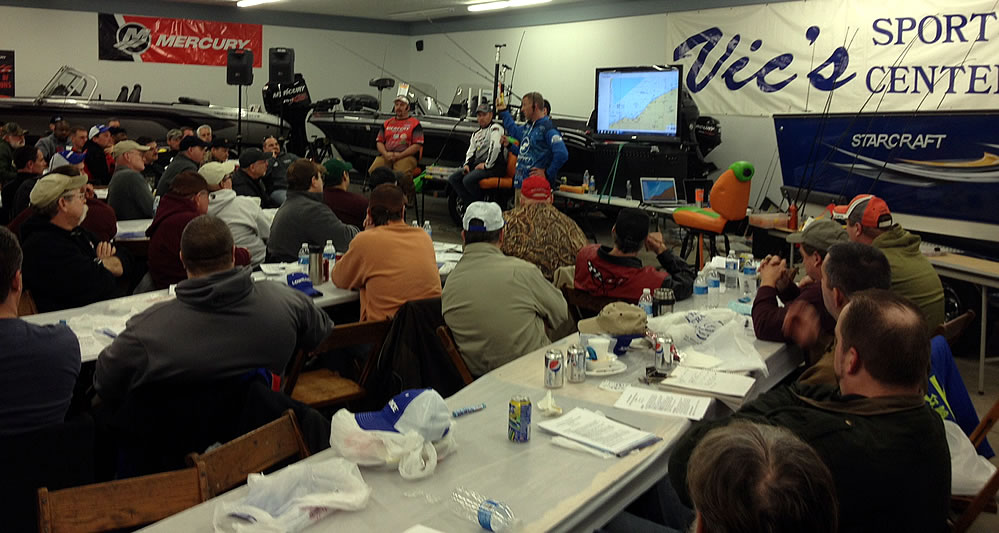 Walleye Wisdom Fishing Seminar