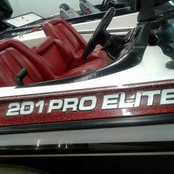 1999 Stratos 201 Pro Elite