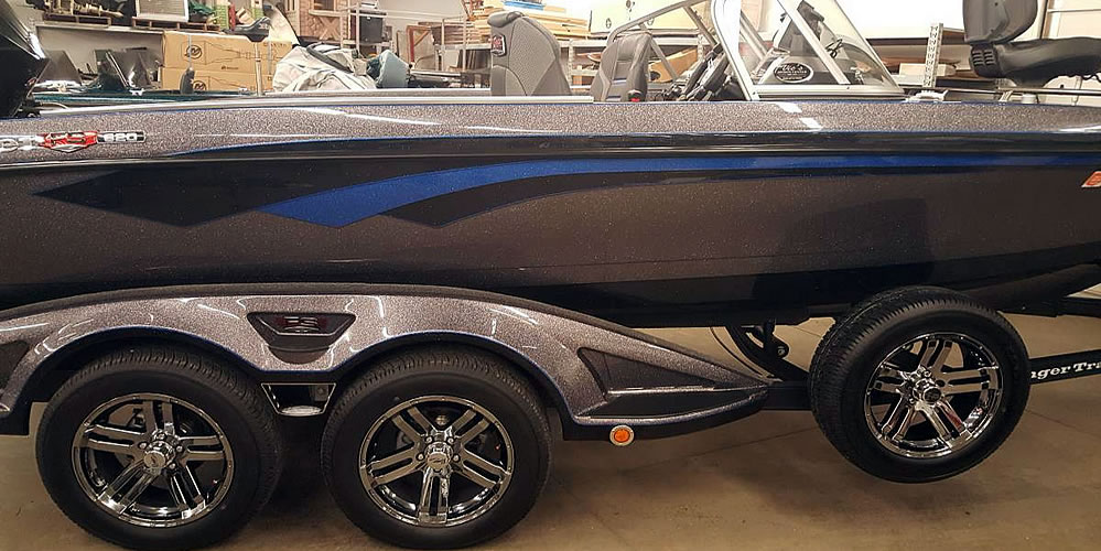2019 Ranger 620FS Fisherman – Mercury 250 XS 4S