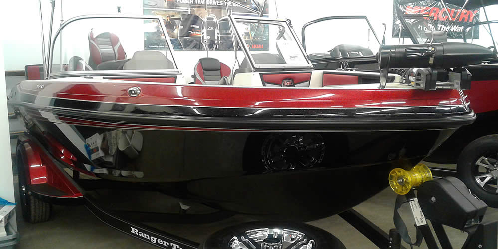 2020 Ranger 1850MS Reata - Mercury 150 Four Stroke