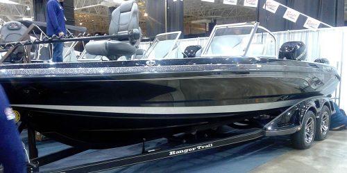 2020 Ranger 622FS Pro - Mercury 400 Verado