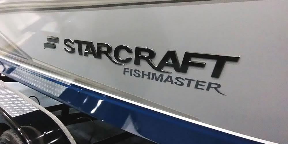 2020 Starcraft 196 FishMaster WT - Yamaha 150 Four Stroke
