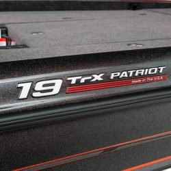 2020 Triton 19 TrX Patriot Bass Boat