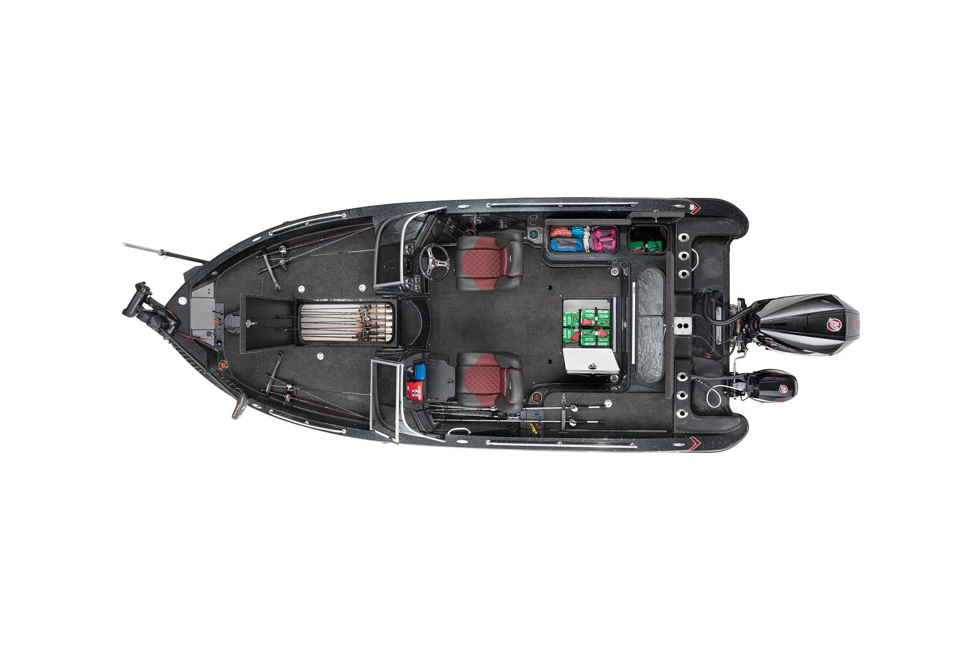 Triton 206 Fish Hunter