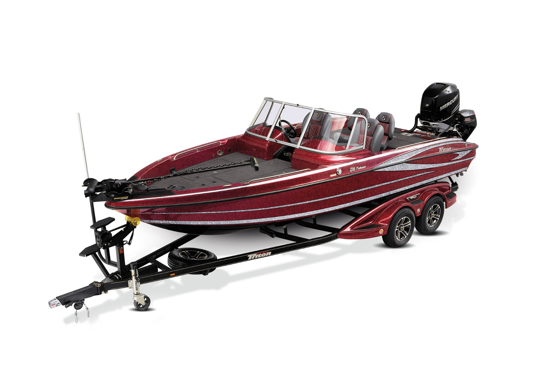Triton 216 FishHunter