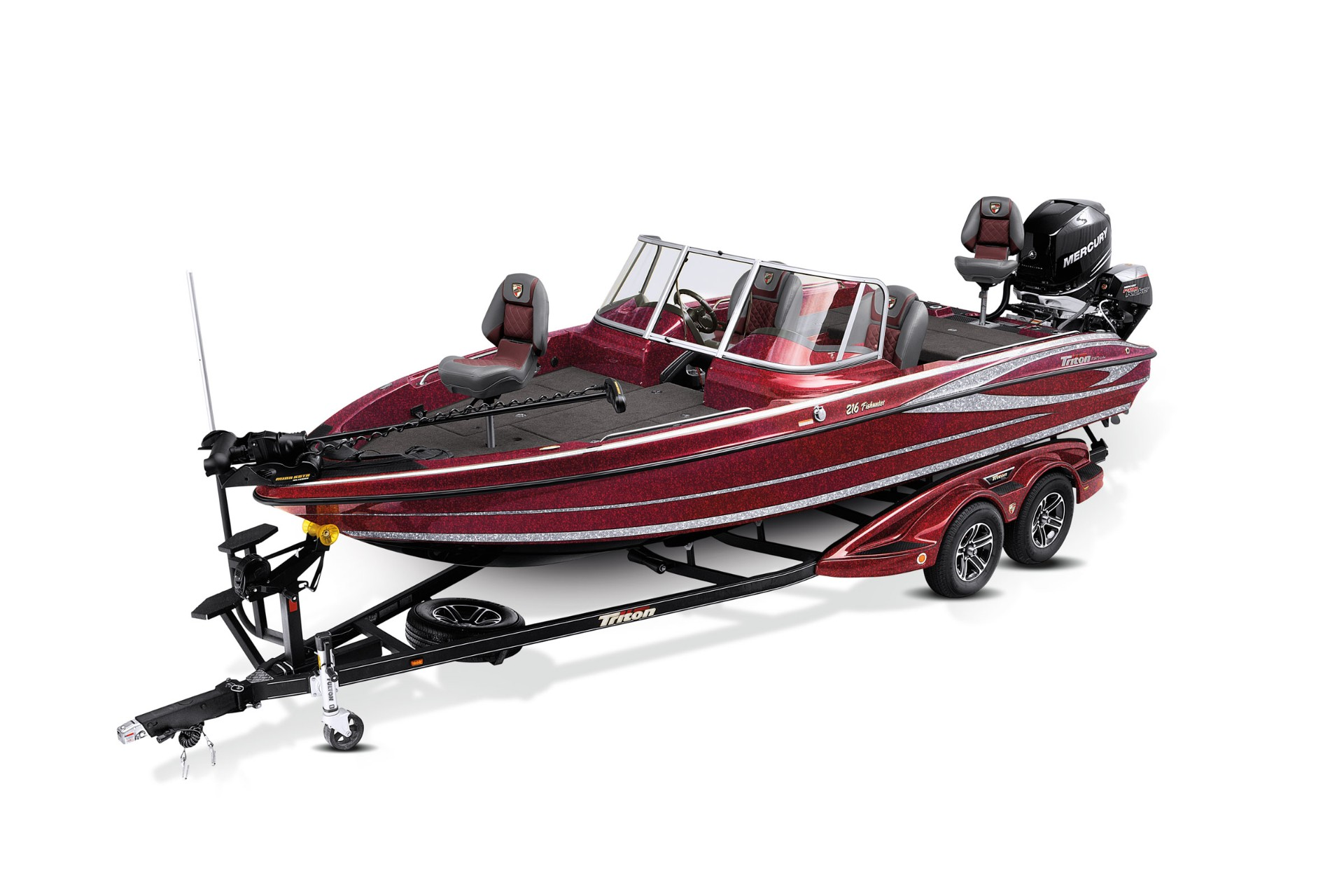 Triton 216 Fish Hunter