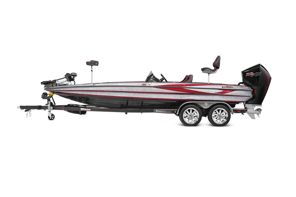 Triton Boats 21TRXS
