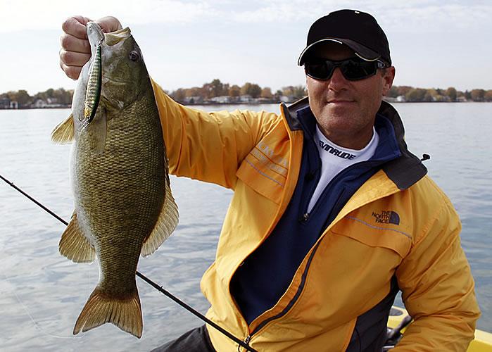 Joe Thomas, Fishing Seminar