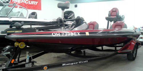 2012 Ranger Z118 SC - Mercury 150 Pro XS