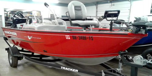 2017 Tracker Pro Guide V16 SC - Mercury 60 Four Stroke