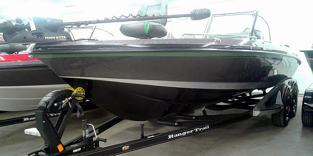 2020 Ranger 620FS Fisherman – Mercury 250 XS Four Stroke