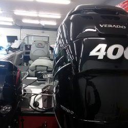 2020 Ranger 622FS WT - Mercury 400 Verado