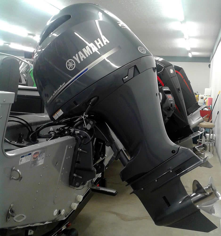 2020 Starcraft STX2050 - Yamaha 200 Four Stroke