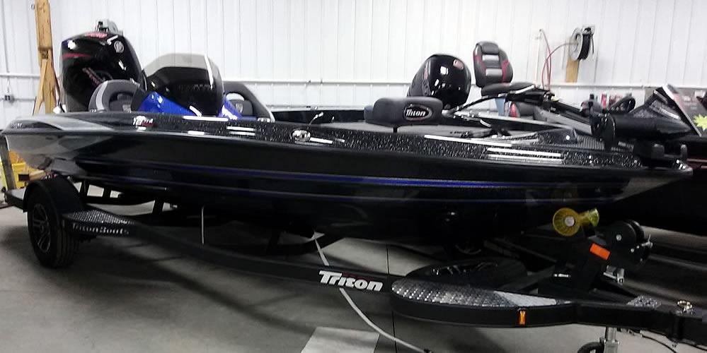 2020 Triton 18 TrX - Mercury 200 XS Four Stroke