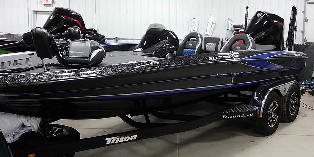 2020 Triton 20 TrX Patriot - Mercury 250 XS Four Stroke