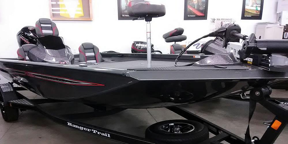 2020 Ranger RT188P Carbon – Mercury 115 XS Four Stroke
