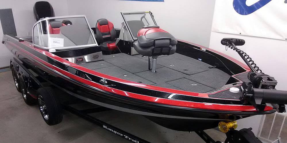 2020 Ranger 621FS Pro - Mercury 400 Verado