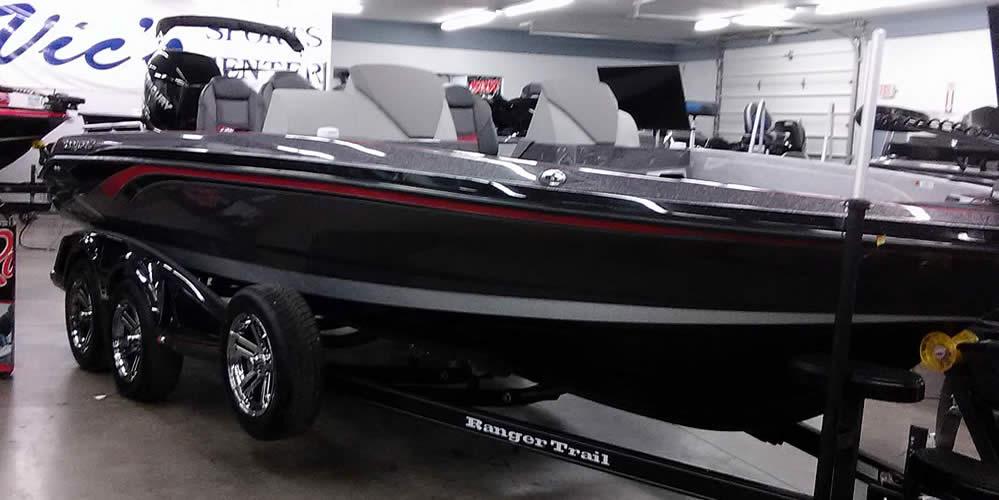 2020 Ranger 621FS Fisherman – Mercury 400 Verado