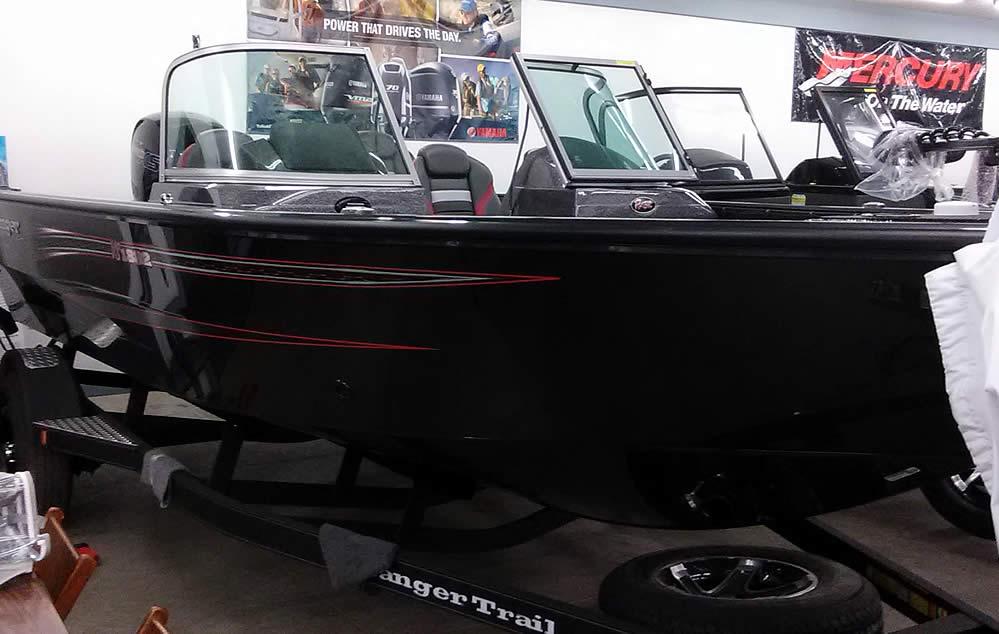 2020 Ranger VS1882 WT - Mercury 150 Pro XS Four Stroke