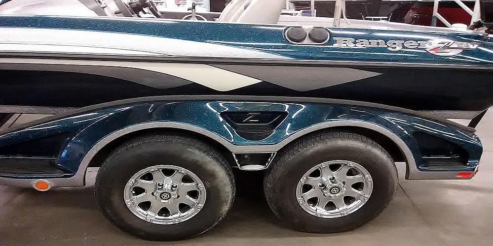 2012 Ranger Z521 DC - Yamaha 250 SHO Four Stroke