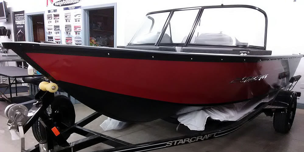 2020 Starcraft Stealth 166 DC - Yamaha 70 Four Stroke