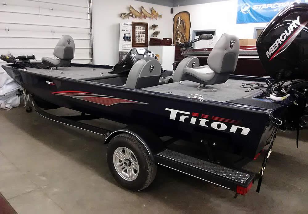 2020 Triton 18TX SC - Mercury 90 FourStroke