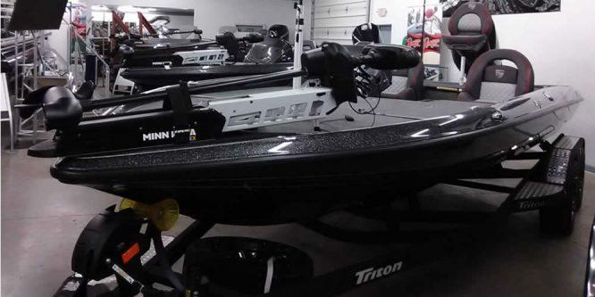 2020 Triton 21TrX Elite - Mercury 250 Pro XS 4S