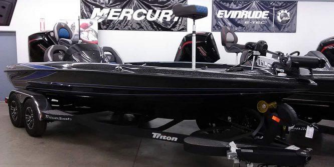 2021 Triton TrX Elite SC - Mercury 250 XS Four Stroke